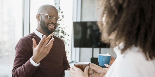 KEEP TALKING: CREATING AN OPEN CULTURE AROUND MENTAL HEALTH
