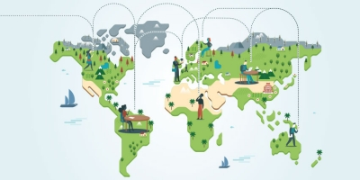 IT'S A SMALL WORLD: HOW TO MANAGE INTERNATIONAL WORKING RELATIONSHIPS