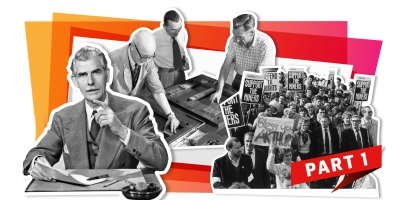 THE BIRTH OF IoIC AND EARLY EVOLUTION OF INTERNAL COMMS