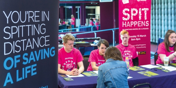 STUDENTS IN UNION ON HEALTH DRIVE