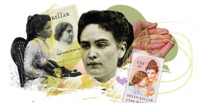 ANNE SULLIVAN: GIVING A VOICE TO EVERYONE