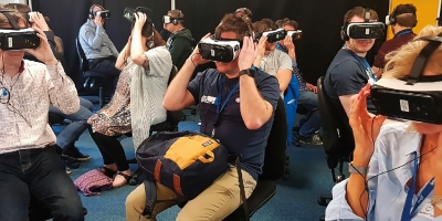 VIRTUAL REALITY BRINGS SAFETY TO LIFE
